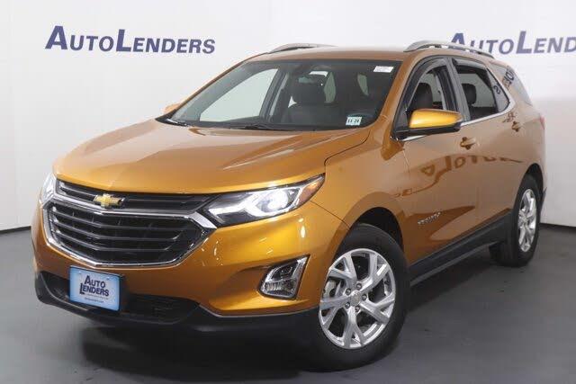 2019 Chevrolet Equinox 2.0T LT FWD