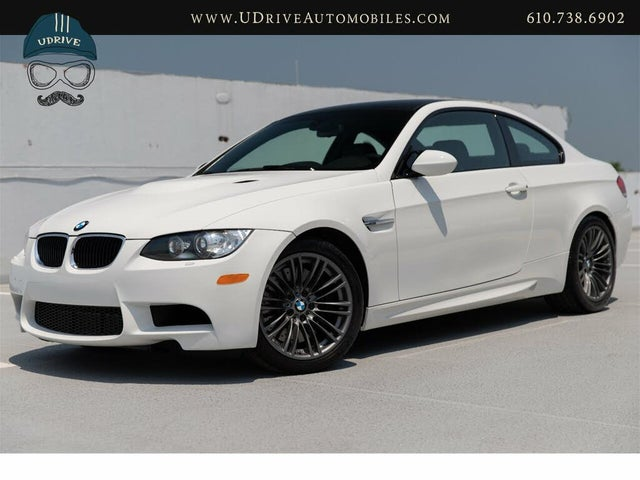 2010 BMW M3 Coupe RWD