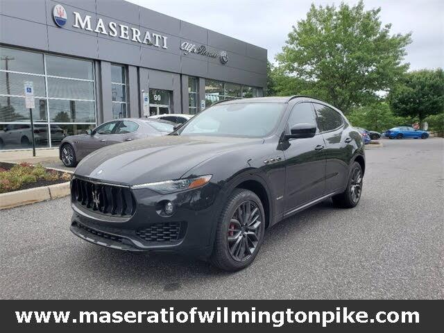 2018 Maserati Levante S GranSport 3.0L