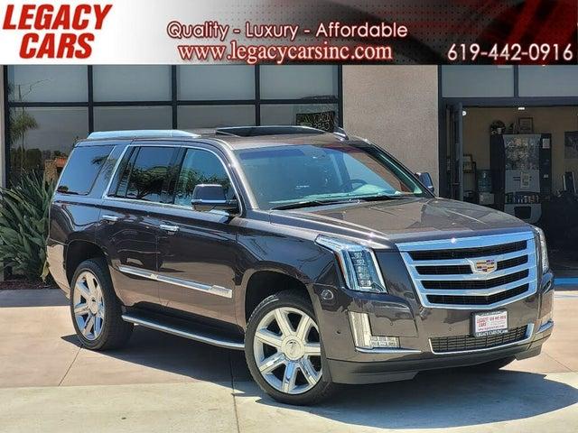2018 Cadillac Escalade Luxury RWD