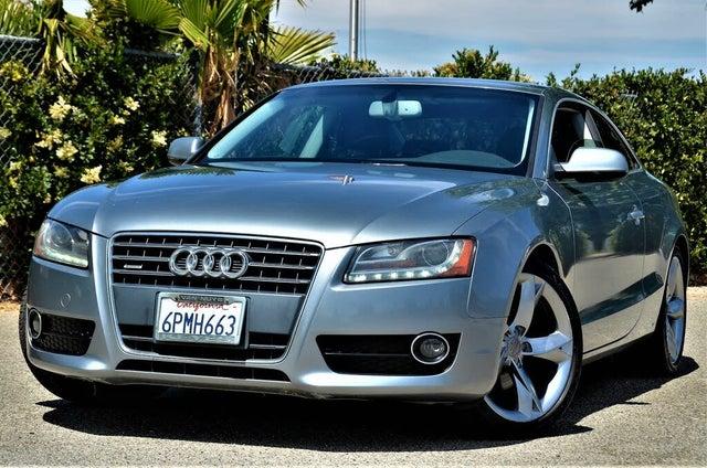2011 Audi A5 2.0T quattro Premium Plus Coupe AWD