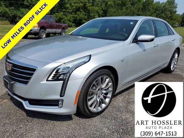 2017 Cadillac CT6 3.6L Luxury AWD