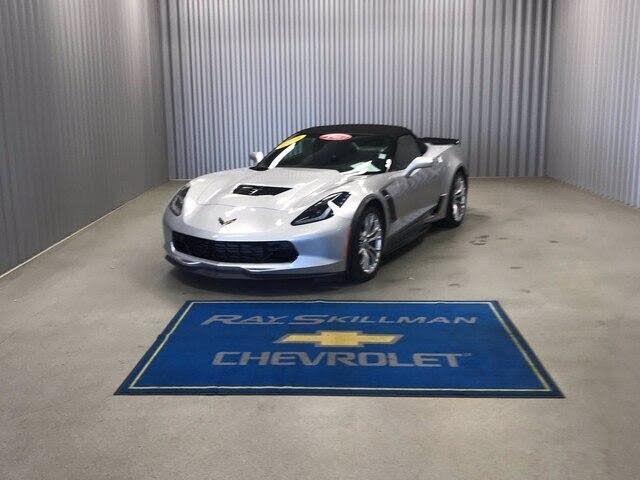 2018 Chevrolet Corvette Z06 2LZ Convertible RWD
