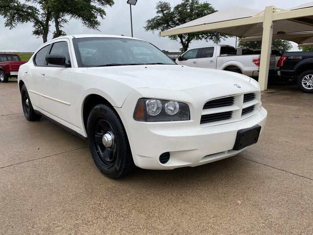 2009 Dodge Charger Police RWD