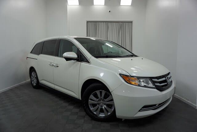 2017 Honda Odyssey EX-L FWD