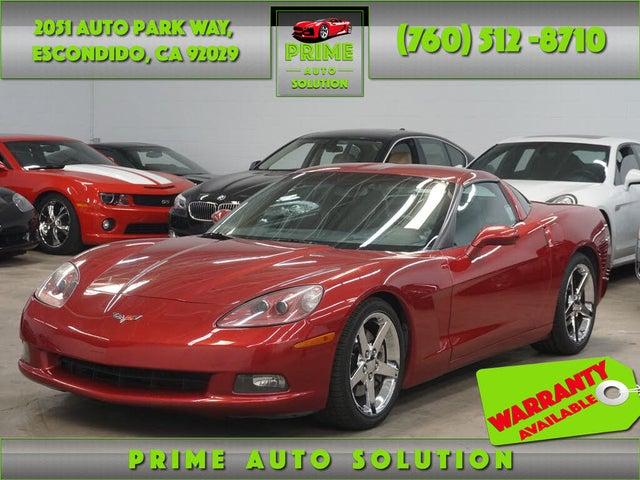 2005 Chevrolet Corvette Coupe RWD