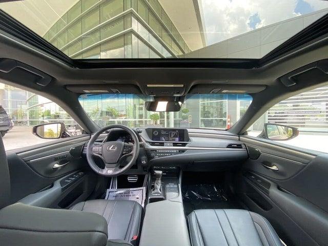 2020 Lexus ES 350 F Sport FWD