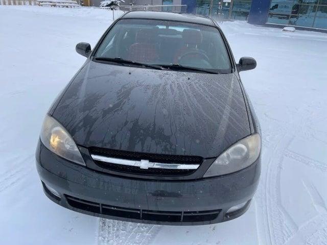 2007 Chevrolet Optra 5 LT Hatchback FWD