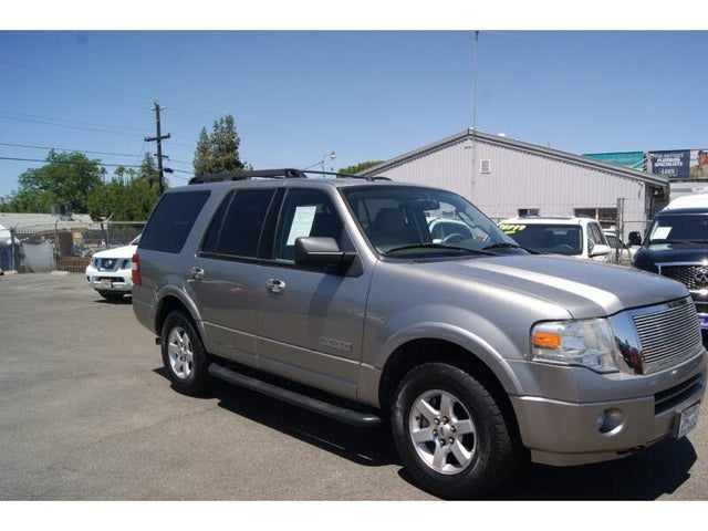 2008 Ford Expedition SSV Fleet 4WD