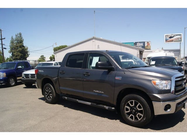 2012 Toyota Tundra SR5 CrewMax 5.7L
