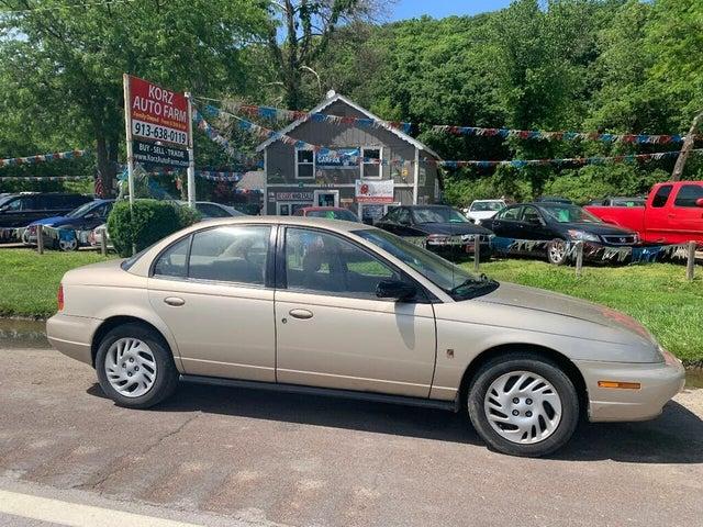 1999 Saturn S-Series 4 Dr SL2 Sedan