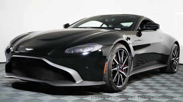 2020 Aston Martin Vantage RWD