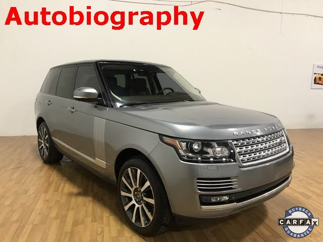 2013 Land Rover Range Rover Autobiography 4WD