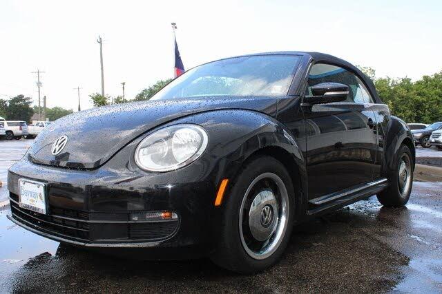 2015 Volkswagen Beetle 1.8T Convertible
