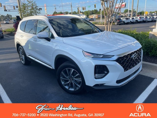 2019 Hyundai Santa Fe 2.4L Limited AWD