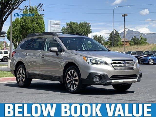 2017 Subaru Outback 2.5i Limited AWD