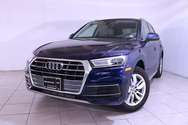 2020 Audi Q5 2.0T quattro Titanium Premium AWD