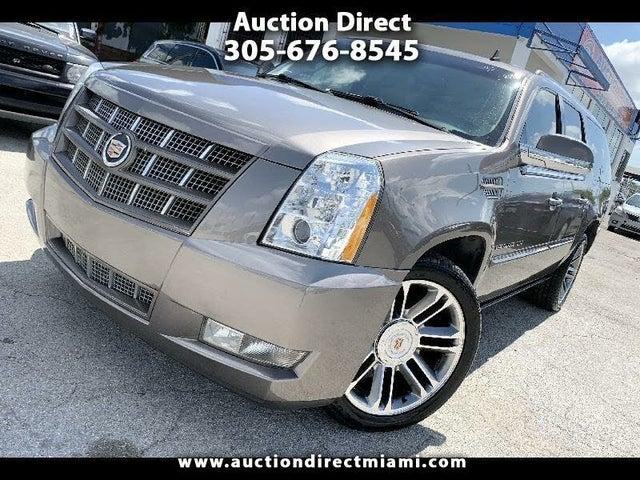 2013 Cadillac Escalade ESV Premium RWD