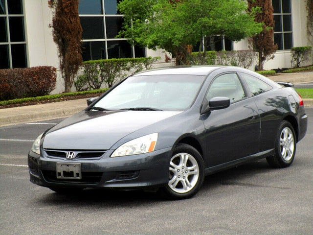 2007 Honda Accord Coupe LX