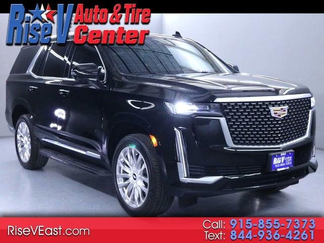 2021 Cadillac Escalade Premium Luxury RWD