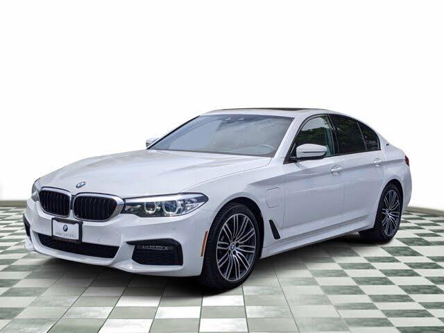 2019 BMW 5 Series 530e iPerformance Sedan RWD