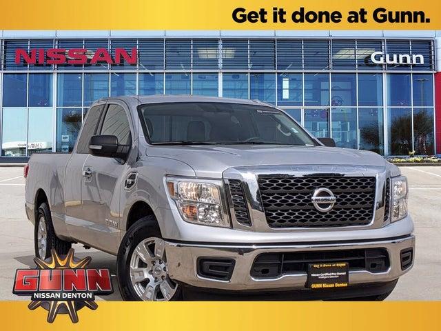 2017 Nissan Titan SV King Cab