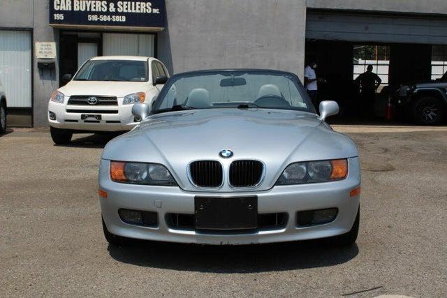 1996 BMW Z3 1.9 Roadster RWD