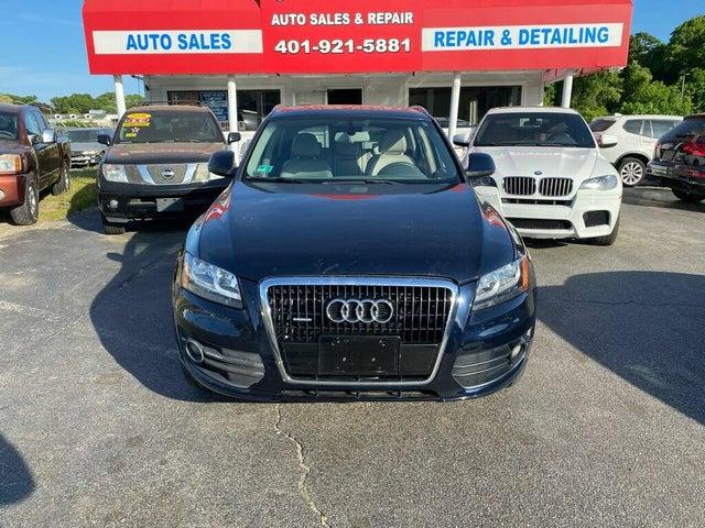 2009 Audi Q5 3.2 quattro Premium Plus AWD