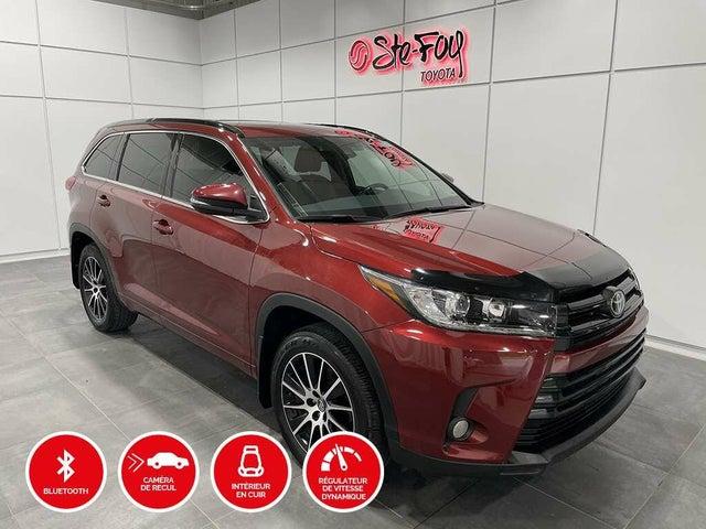 2018 Toyota Highlander SE AWD