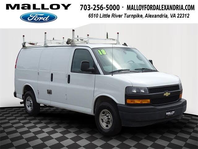 2018 Chevrolet Express Cargo 3500 RWD