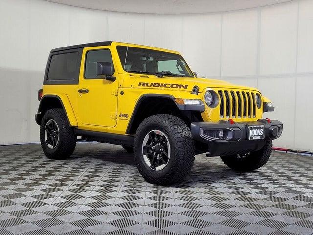 2018 Jeep Wrangler Rubicon 4WD