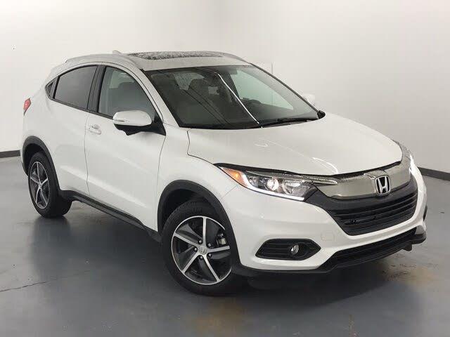 2021 Honda HR-V EX-L AWD