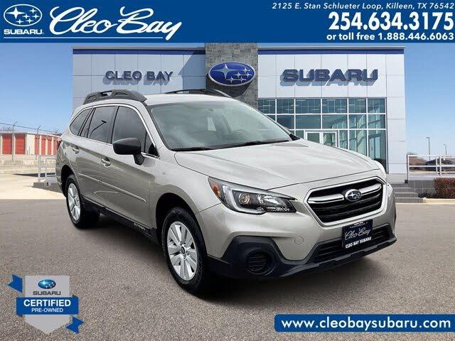 2018 Subaru Outback 2.5i AWD