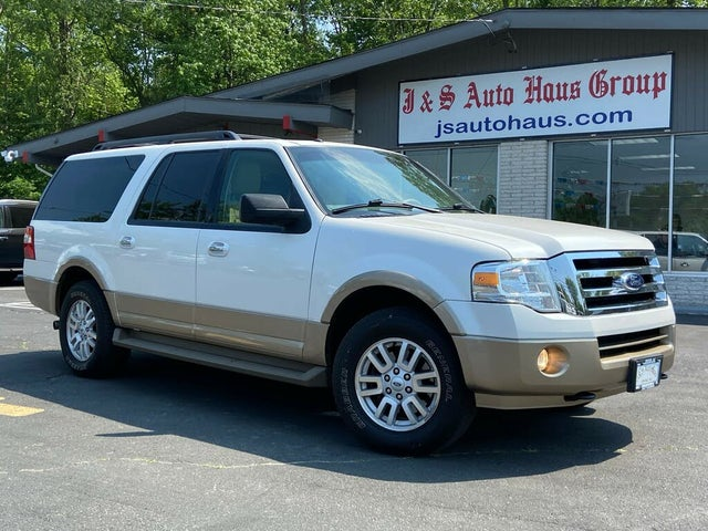 2014 Ford Expedition EL XLT 4WD