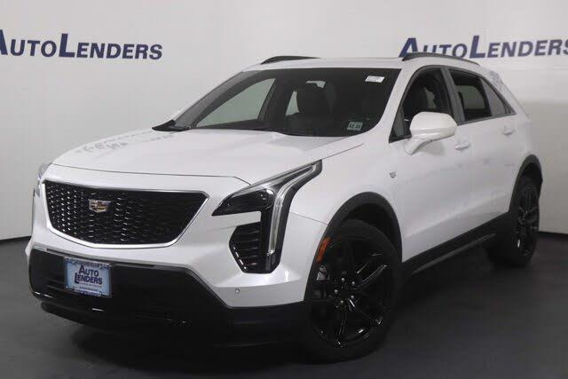 2019 Cadillac XT4 Sport AWD