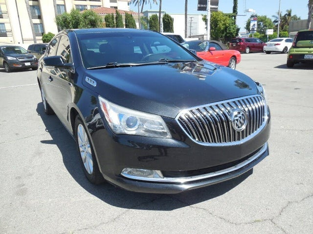 2015 Buick LaCrosse Leather FWD