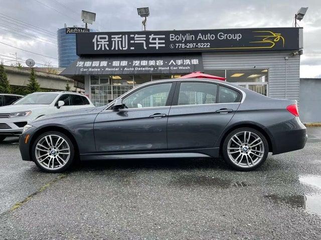 2015 BMW 3 Series 335i xDrive Sedan AWD