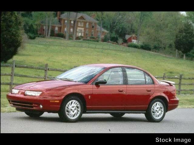 1998 Saturn S-Series 4 Dr SL2 Sedan
