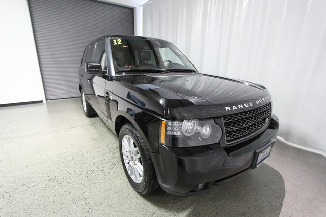 2012 Land Rover Range Rover HSE 4WD