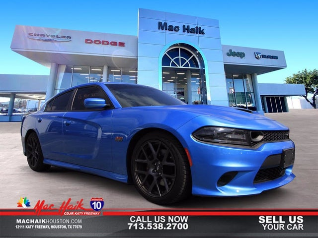 dodge charger scat pack houston Dodge Charger R/T Scat Pack RWD for Sale in Houston, TX - CarGurus