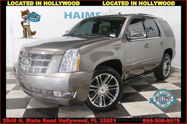 2012 Cadillac Escalade Premium RWD