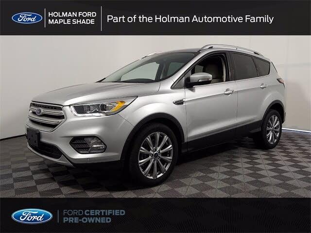2018 Ford Escape Titanium FWD