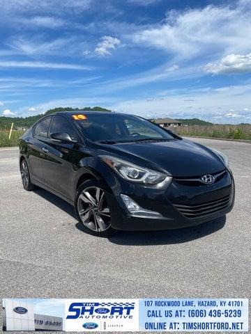 2014 Hyundai Elantra Limited Sedan FWD