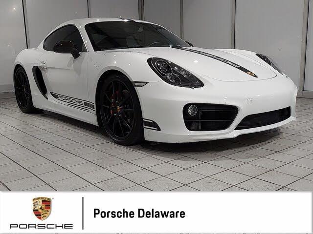 2016 Porsche Cayman S