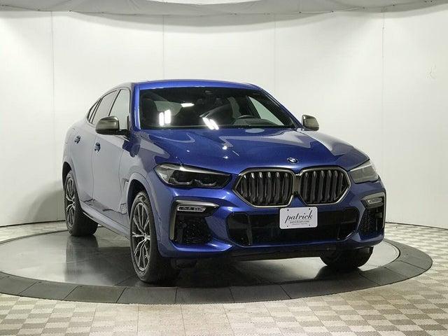 2020 BMW X6 M50i AWD