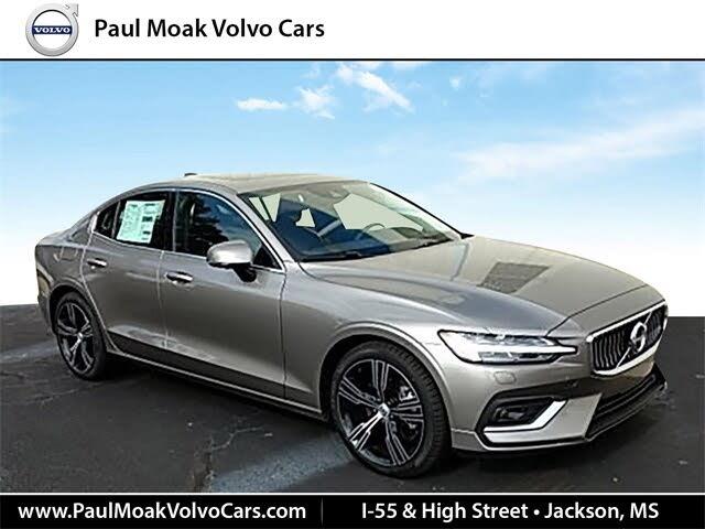 2020 Volvo S60 T5 Inscription FWD