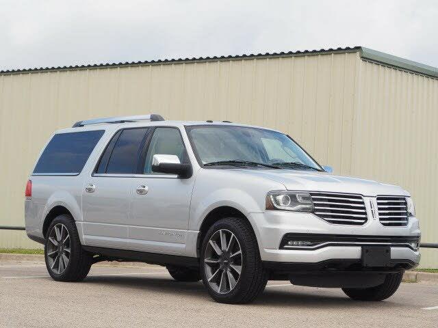 2016 Lincoln Navigator L Reserve RWD