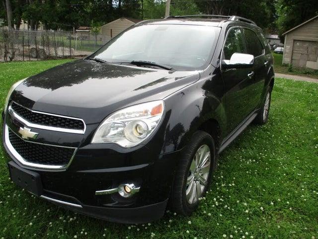 2011 Chevrolet Equinox LTZ FWD