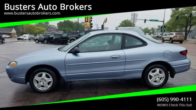 1998 Ford Escort 2 Dr ZX2 Cool Coupe