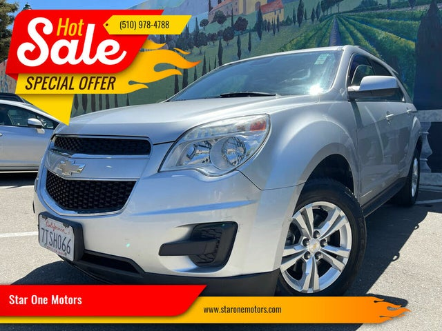 2015 Chevrolet Equinox 1LT FWD